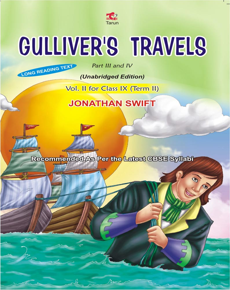 gullivers travels essay contest Jonathan swift's story, gulliver's travels is very complex, with several layers of meaning he is a master satirist, and gulliver's travels is both.